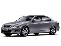 Коврики EVA Hyundai Genesis (седан) 2008 - 2014