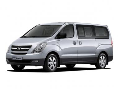 Коврики EVA Hyundai Grand Starex II 2007 - 2018 (12 мест/9 мест без последнего ряда)