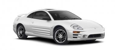 Коврики EVA Mitsubishi Eclipse III 1999 - 2006