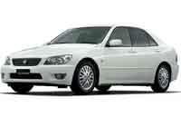 Коврики EVA Toyota Altezza (правый руль) 1998 - 2005