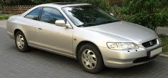 Коврики EVA Honda Accord VI Coupe 1998 - 2002