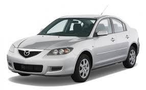 Коврики EVA Mazda Axela (правый руль) 2003 - 2009 (седан)
