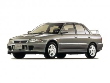 Коврики EVA Mitsubishi Lancer 6 4WD
