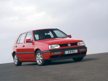 Коврики EVA Volkswagen Golf III/Vento 1991 - 1999
