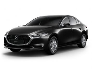 Коврики EVA Mazda 3 (BP) 2019-н.в. седан