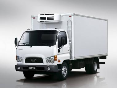 Коврики EVA Hyundai HD78 2015